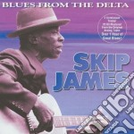 Skip James - Blues From The Delta cd musicale di James Skip