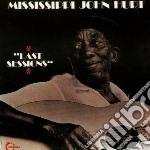 Last sessions cd musicale di Mississippi john hur