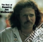 The best of... cd musicale di Country joe mcdonald