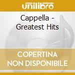 Greatest hits cd musicale di Capella