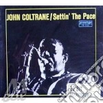SETTIN' THE PACE cd musicale di COLTRANE JOHN (DP)