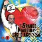 Il grande viaggio cd musicale di Gigi D'agostino