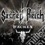 Live at wacken cd musicale di Reich Sacred