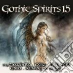 Gothic spirits 15 cd musicale di Artisti Vari