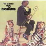The essential - dickenson vic cd musicale di Dickenson Vic