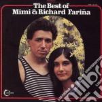 The best of... - farina richard/mimi cd musicale di Richard & mimi farina