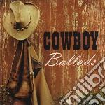 Cowboy ballads cd musicale