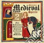 Medieval spirits vol.2 cd musicale di Artisti Vari