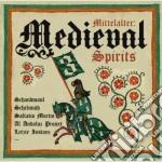 Medieval spirits vol.3 cd musicale di Artisti Vari