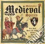 Medieval spirits vol.4 cd musicale di Artisti Vari