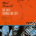The best things in life - clayton buck cd musicale di Powell Mel
