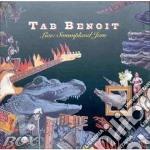 Live: swampland jam - benoit tab cd musicale di Tab Benoit