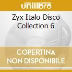 I love italo disco 6 cd musicale di Artisti Vari