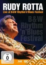Live at b%w rhythm cd musicale di Rotta rudy & friends