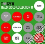 Italo disco collection 8 cd musicale di Artisti Vari