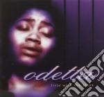 Odetta - Livin' With The Blues cd musicale di Odetta