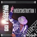 UNDERCONSTRUCTION 1 cd musicale di D'AGOSTINO GIGI