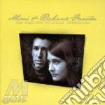 THE COMPLETE VANGUARD RECORDINGS cd musicale di FARINA MIMI & RICHARD