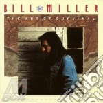 The art of survival - cd musicale di Bill Miller