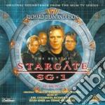 Stargate best of cd musicale di Ost