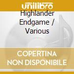 Highlander endgame cd musicale di Ost