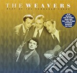 Best of the vanguard year - cd musicale di Weavers