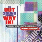 The out sound from way in - cd musicale di J.jacques perrey & gershon kin