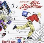 Tecno fes 2 cd musicale di Gigi D'agostino