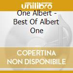 Best of albert one cd musicale di One Albert