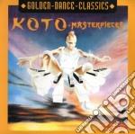 Masterpieces cd musicale di Koto