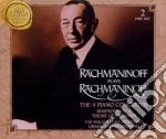 RACHMANINOF PLAYS RACHMANINOFF cd musicale di Sergei Rachmaninoff