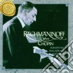RACHMANINOFF PLAYS CHOPIN cd musicale di Sergei Rachmaninoff