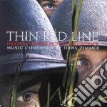 Hans Zimmer - The Thin Red Line cd musicale di Hans Zimmer