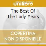 THE BEST OF THE EARLY YEARS cd musicale di Gato Barbieri