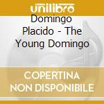 Young domingo 69/73 cd musicale di Domingo Placido