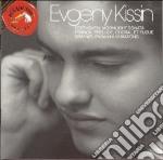 BRAHMS/VARIAZIONI PAGANINI cd musicale di Evgeny Kissin