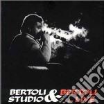 STUDIO & LIVE cd musicale di Pierangelo Bertoli
