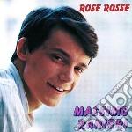 ROSE ROSSE cd musicale di Massimo Ranieri