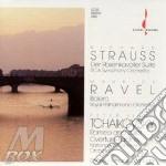 Strauss, ravel, tchaikovsky cd musicale di Artisti Vari