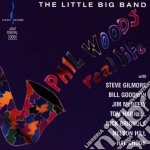 The little big band real cd musicale di Phil Woods