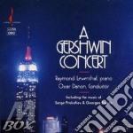 A gershwin concert cd musicale di George Gershwin