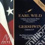Concerto in f earl wild cd musicale di George Gershwin