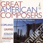 Great american composers cd musicale di Artisti Vari