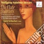 Mozart - The Flute Quartets cd musicale di W.amadeus Mozart