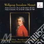 Piano conc.9 kv271 n.27 kv595 cd musicale di W.amadeus Mozart