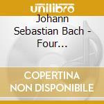 Four orchestral suites cd musicale di Bach johann sebastian