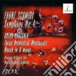 Symphony n.4 cd musicale di Franz Schmidt