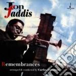 Remembrances - cd musicale di Jon Faddis