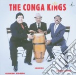 The conga kings - percussioni cd musicale di G.hidalgo/candido/p.valdes