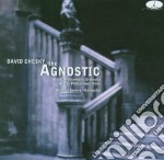 David Chesky - The Agnostic cd musicale di David Chesky